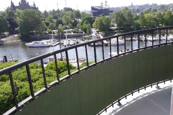 balkongskydd stockholm