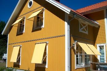 fönstermarkis villa
